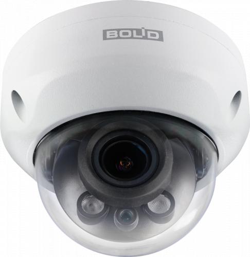 2 Мп купольная IP-видеокамера Bolid VCI-220