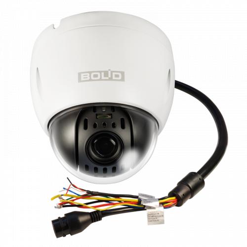 2 Мп поворотная IP-видеокамера Bolid VCI-628-00