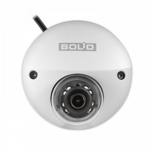 2 Мп купольная HD-видеокамера Bolid VCG-722