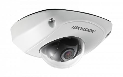 2 Мп купольная IP-видеокамера Hikvision DS-2CD2520F