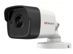 3 Мп цилиндрическая HD-видеокамера HiWatch DS-T300
