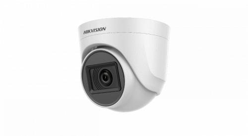 2 Мп купольная HD-видеокамера Hikvision DS-2CE76D0T-ITPFS