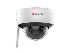 2 Мп купольная IP-видеокамера HiWatch DS-I252W(С)