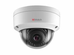 2 Мп купольная IP-видеокамера HiWatch DS-I202(C)