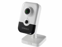 2 Мп компактная IP-видеокамера HiWatch DS-I214W(B)
