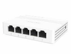 Коммутатор Ethernet настольный Hikvision DS-3E0505D-E