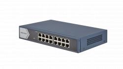 """Коммутатор Ethernet 19"""" Hikvision DS-3E0516-E(B)"""