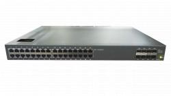 """Коммутатор Ethernet 19"""" управляемый Hikvision DS-3E3740"""