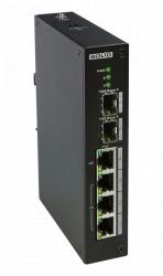 Коммутатор Ethernet с PoE промышленный управляемый Bolid SW-204