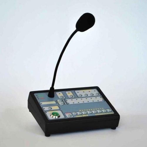 Микрофонная консоль Танго-МК8