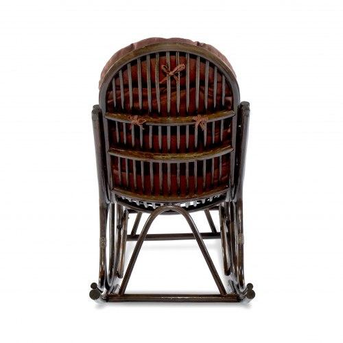 Кресло-качалка с подножкой 05/17 promo KD