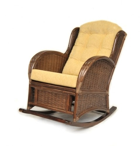 Кресло-качалка из ротанга WING-R