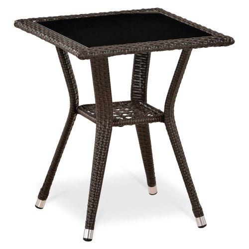 Комплект мебели для балкона из искусственного ротанга