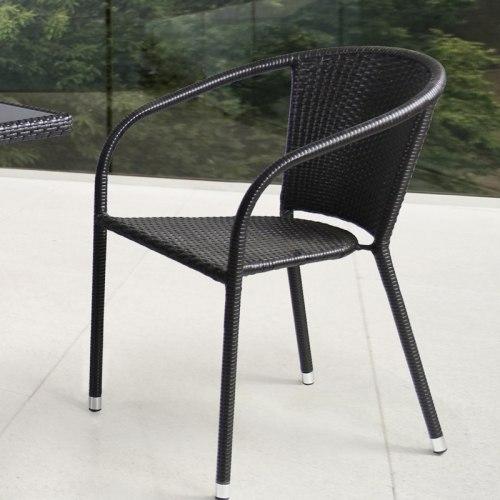 Комплект мебели из ротанга для кафе 3+1
