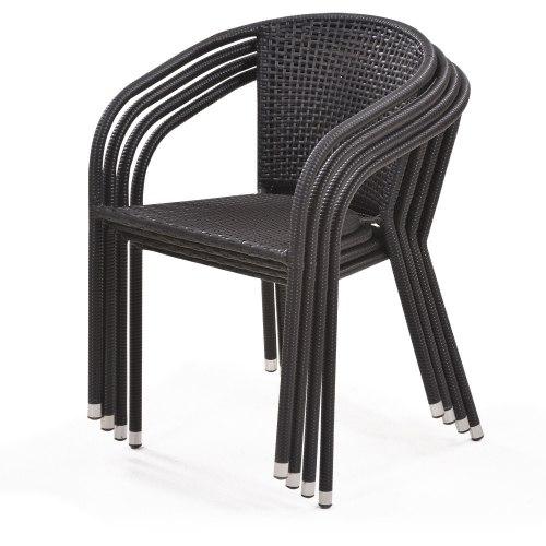 Кресло из иск. ротанга Bridge