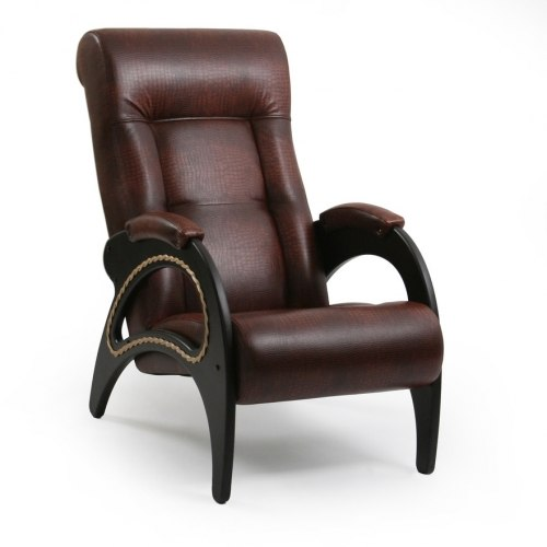 Кресло для отдыха МОДЕЛЬ 41(антик крокодил)
