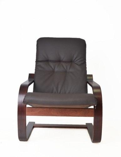 Кресло для отдыха САЙМА, экокожа (ч)