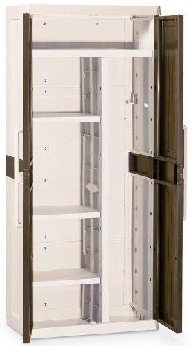 Шкаф Wood line L2 (глубокий), 2-х дверный с 4 полками.