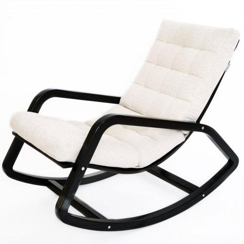 """Кресло-качалка """"Онтарио"""", гардения/венге"""