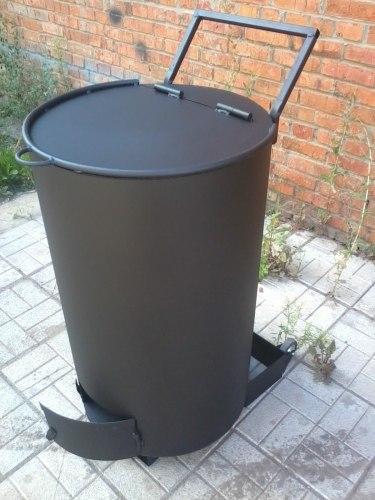 """Печь """"Золка"""" - мусоросжигатель 200Л"""