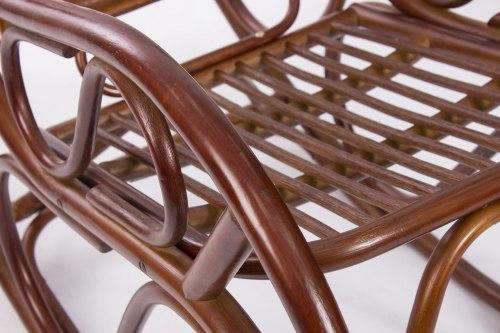 Кресло-качалка Classic с подушкой