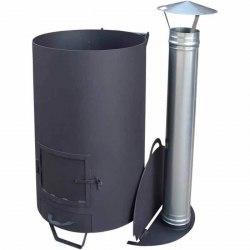 Печь для сжигания мусора СМ-60