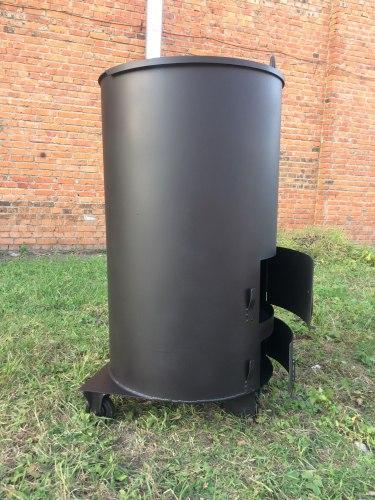 """Печь """"Смуглянка-ЭКО"""" (для сжигания мусора)"""
