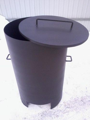 Крышка мусоросжигателя КМ-1