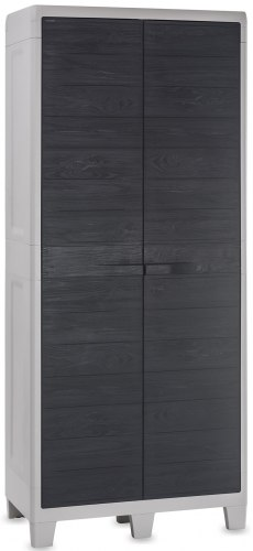 Шкаф WOODY'S XL (глубокий), 2-х дверный с 4 полками, арт 077
