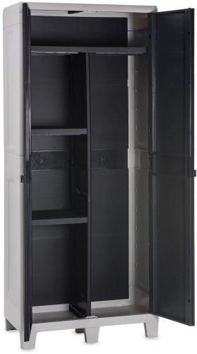 Шкаф WOODY'S XL (глубокий), 2-х дверный с 3 полками. Арт. 076