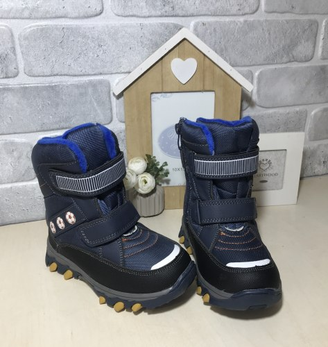 Сапожки на мальчика зима (Мембрана) модель - 1006B1