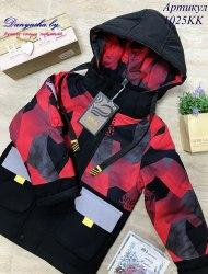 Куртка деми на мальчика(Мембрана) модель - 1025KK