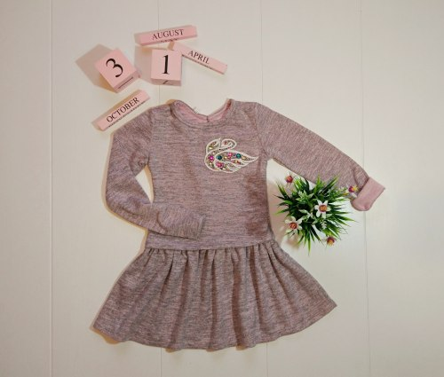 Платье на девочку модель - 32PR22