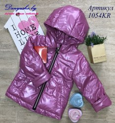 Куртка деми на девочку модель - 1054KR