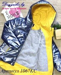Куртка деми на девочку модель - 1067KC