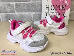 Кроссовки на девочку модель - 1174KB