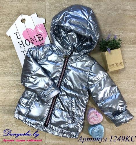 Куртка деми на девочку модель - 1249KC