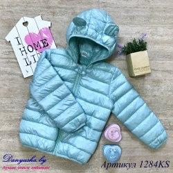 Куртка деми на девочку модель - 1284KS