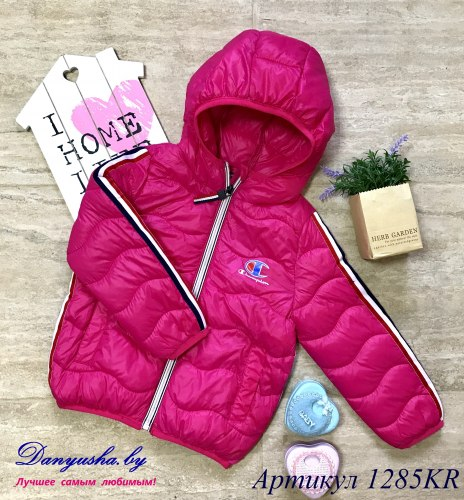 Куртка деми на девочку модель - 1285KR