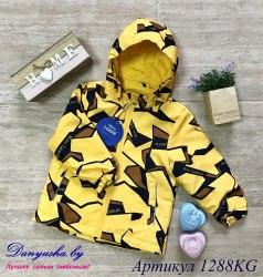 Куртка деми на мальчика(Мембрана) модель - 1288KG