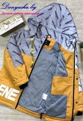 Деми куртка на мальчика модель - 1296KG