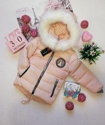 Куртка зимняя на девочку модель - 108KR21