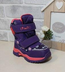 Сапожки на девочку зима модель - 118SF21