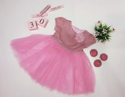 Платье на девочку модель - 123PR21