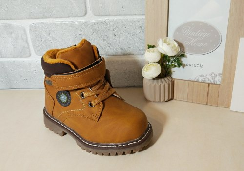 Ботинки на мальчика зима модель - 8BK11
