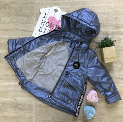 Куртка деми на девочку модель - 148KS21