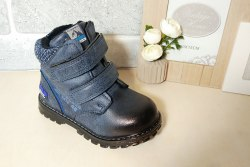 Ботинки на мальчика зима модель - 12BS11