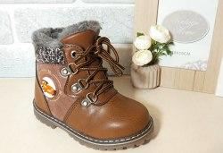 Ботинки на мальчика зима модель - 13BK11