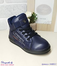 Ботинки деми на мальчика модель - 160BS11