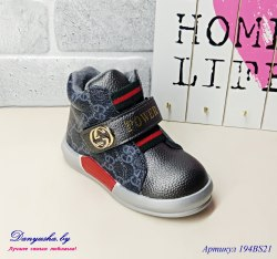 Ботинки деми на девочку модель - 192BS21